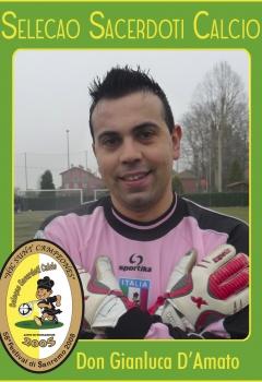 Don Gianluca D'amato