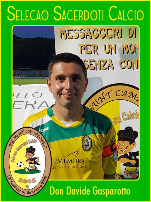 Don Davide Gasparotto